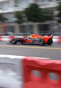 Giải đua xe F1 sẽ đến Việt Nam?