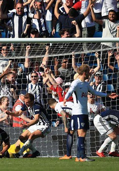 VIDEO HIGHLIGHTS: West Brom 1-0 Tottenham