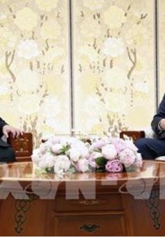 Bốn Bộ trưởng Hàn Quốc thăm các đảo biên giới gần Triều Tiên