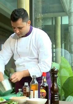 Đầu bếp nước ngoài biến tấu cùng gia vị Phú Quốc