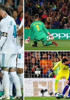 Kết quả bóng đá rạng sáng 7/5: Chelsea nuôi hi vọng top 4, Barcelona và Real cầm chân nhau tại trận Siêu kinh điển