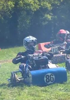Khai mạc giải vô địch đua xe cắt cỏ tại Anh