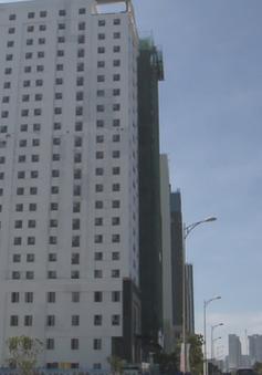 Đà Nẵng yêu cầu tháo dỡ phòng xây vượt phép tại khách sạn EDEN