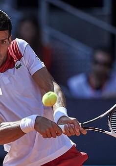 Đánh bại Nishikori, Djokovic khởi đầu thuận lợi tại Madrid mở rộng 2018