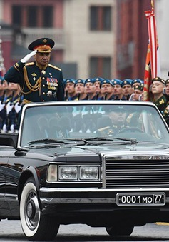 Nga duyệt binh mừng Ngày chiến thắng Phát xít Đức