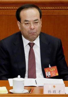 Trung Quốc kết án chung thân một cựu Ủy viên Bộ Chính trị vì nhận hối lộ