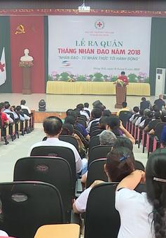 """Quảng Bình phát động """"Tháng Nhân đạo"""" năm 2018"""