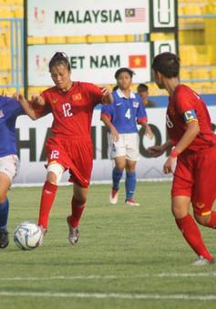 Bảng A U16 nữ ĐNA 2018: Đánh bại Malaysia, U16 nữ Việt Nam bước vào bán kết