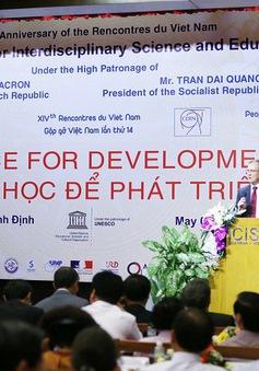 """2 nhà khoa học đoạt giải Nobel dự Hội thảo quốc tế """"Khoa học để phát triển"""" tại Việt Nam"""
