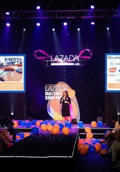 Lazada tham vọng trở thành nền tảng mua sắm hàng đầu