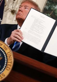 Mỹ rút, tương lai của thỏa thuận hạt nhân Iran sẽ đi về đâu?