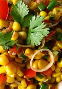 Cách làm salad ngô ngon thật ngon