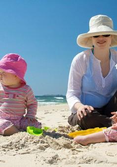 Nhiệt độ cao tác động gì đến sức khỏe trẻ em?