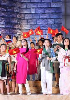 Tổng duyệt Gala Trái đất xanh: Tất cả đã sẵn sàng cho ngày hội của thiếu nhi quốc tế
