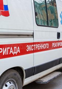 Nga: 62 người tham gia trại hè nhập viện nghi do ngộ độc thực phẩm