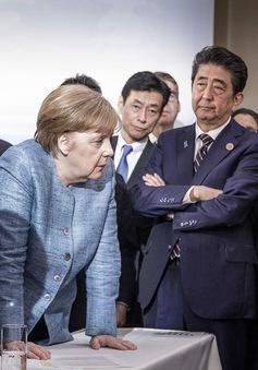 Mỹ rút khỏi Tuyên bố chung của G7 vào phút chót
