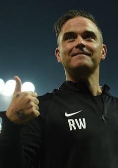 Robbie Williams sẽ khuấy động lễ khai mạc World Cup 2018