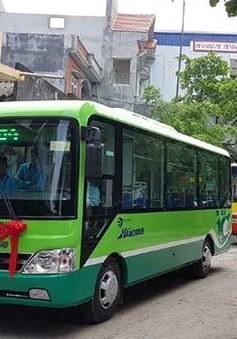 Hà Nội sẽ thí điểm 3 tuyến bus mini