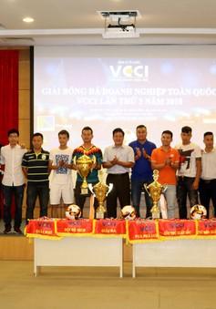 32 đội tranh tài tại Cúp VCCI năm 2018