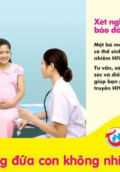 Dự phòng lây nhiễm HIV từ mẹ sang con