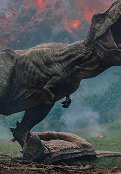 Jurassic World: Fallen Kingdom thống trị phòng vé ngay tuần đầu ra mắt
