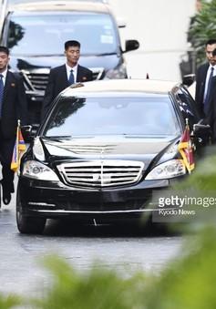 An ninh nghiêm ngặt bảo vệ ông Kim Jong-un