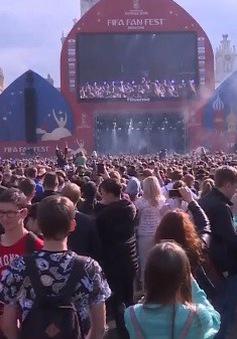 Nga mở cửa khu vực dành cho người hâm mộ xem World Cup