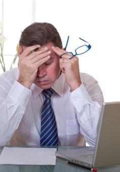 Căng thẳng trong công việc có thể gây hại cho tim
