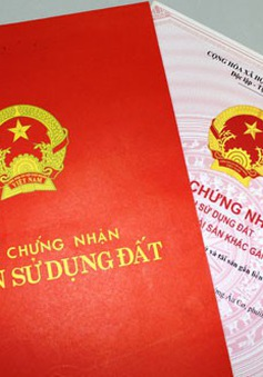 Kon Tum: Phát hiện mất 15 phôi giấy chứng nhận quyền sử dụng đất