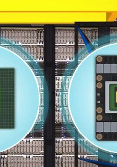Mỹ ra mắt siêu máy tính mạnh nhất thế giới
