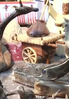 Ai Cập: Đồ trang trí từ sừng trâu, bò thay vì ngà voi