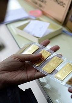 Giá vàng bật tăng, lấy lại mốc 37 triệu đồng/lượng