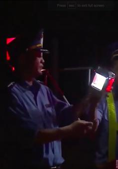 Bình Định tăng cường kiểm tra an toàn chạy tàu