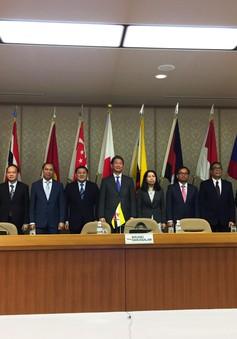 Việt Nam dự Diễn đàn ASEAN-Nhật Bản lần thứ 33
