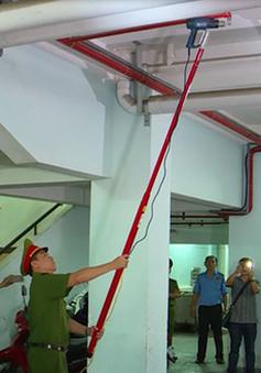 Nhiều khách sạn ở Hà Nội vi phạm phòng cháy chữa cháy