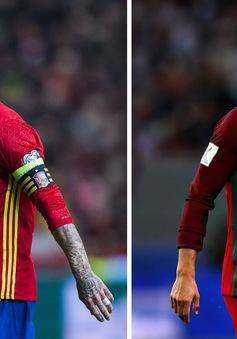 Bảng B FIFA World Cup™ 2018, Bồ Đào Nha - Tây Ban Nha: Trận đấu then chốt (01h00 ngày 16/6)