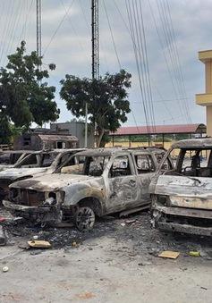 Khởi tố vụ án gây rối trật tự công cộng tại Bình Thuận