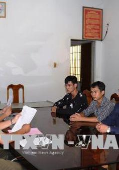 Tây Ninh: Triệu tập 3 đối tượng kích động công nhân nghỉ việc