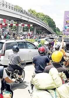 Khởi tố các đối tượng gây rối trật tự tại Thành phố Hồ Chí Minh