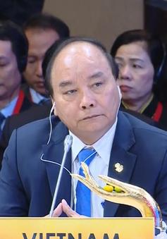 Thủ tướng Nguyễn Xuân Phúc dự Hội nghị Cấp cao ACMECS