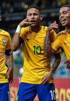 ĐT Thái Lan tính đá giao hữu với ĐT Brazil
