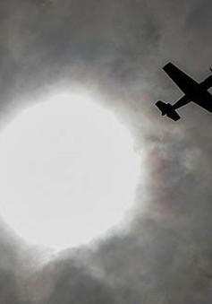 Rơi máy bay tư nhân tại Nga, 2 phi công thiệt mạng