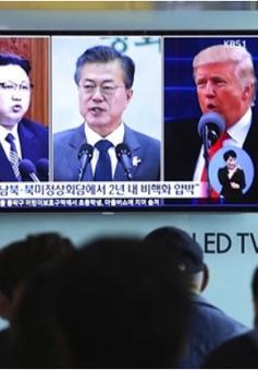 Mỹ và Hàn Quốc chính thức tuyên bố ngừng các cuộc tập trận quân sự chung