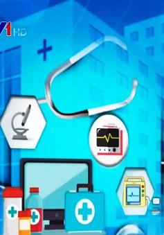 Bộ Y tế tăng cường giám sát xã hội hóa trang thiết bị y tế