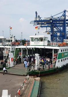 TP.HCM sắp có cầu thay thế phà Bình Khánh