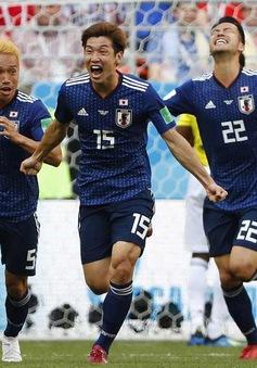 Thắng ĐT Colombia tại FIFA World Cup™ 2018, ĐT Nhật Bản làm nên kỳ tích châu Á