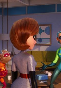 """Lí do Disney phải mất đến 14 năm để tung ra phần 2 của """"Incredibles 2"""""""