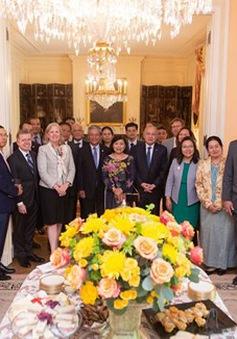 Hoa Kỳ đánh giá cao vai trò của Đại sứ Phạm Quang Vinh