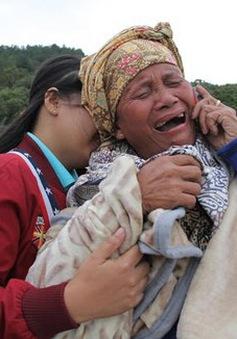 Gia tăng số người mất tích trong vụ chìm tàu ở Indonesia
