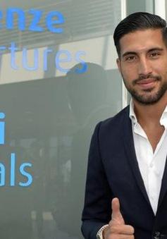 Emre Can đến Turin, sẵn sàng ra mắt Juventus